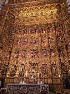 altar gold