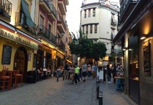 Seville street 1