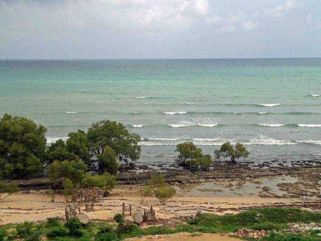 Mtwara beach