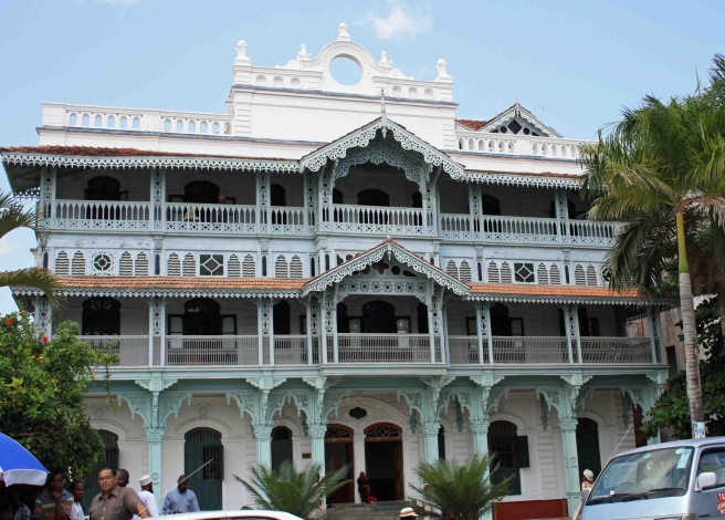 Sultan's Palace Stone Town (1)