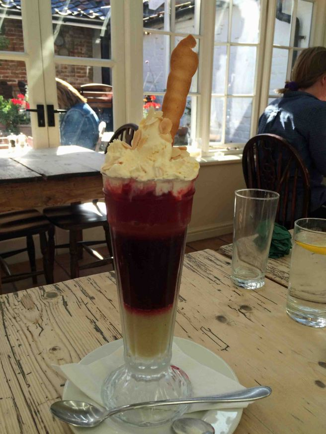 Dunwich knickerbocker