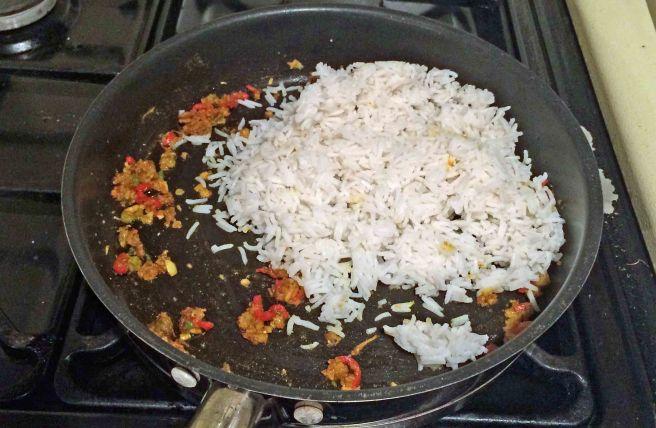 rice add rice