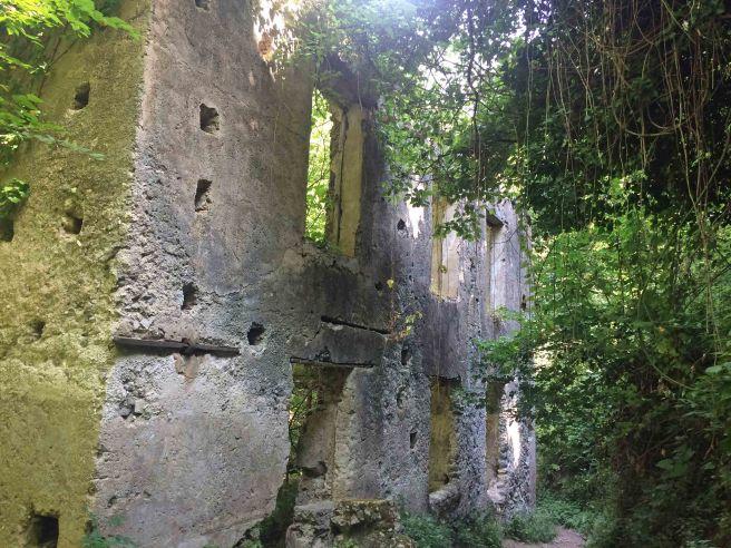 mill ruin